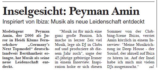 Peyman Amin