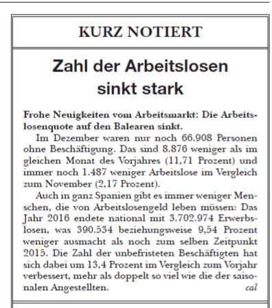 IK 48 - Arbeitslose